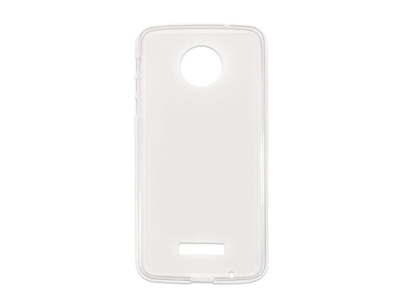 Lenovo Moto Z Force - etui na telefon FLEXmat Case - biały