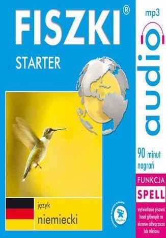 FISZKI audio j. niemiecki Starter - Audiobook.