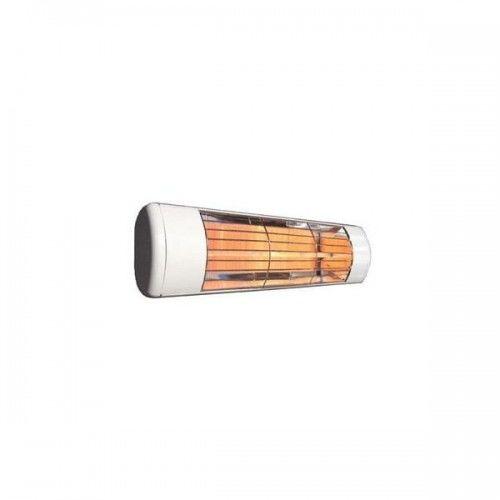 Promiennik podczerwieni 1500W - wysoko wydajna złota lampa