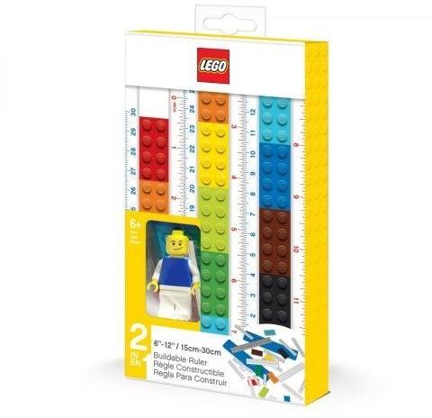 LEGO 52558 Linijka i Minifigurka