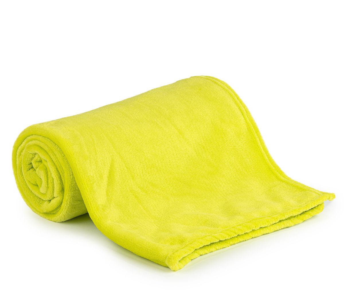4Home Koc Soft Dreams zielony, 150 x 200 cm