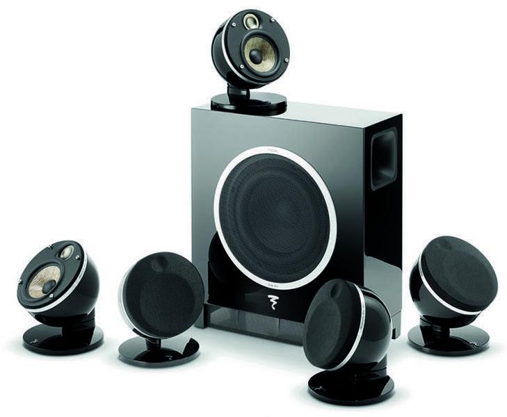 FOCAL DOME FLAX 5.1 (SUB AIR) Zestaw Kolumn CZARNY + UCHWYT i KABEL HDMI GRATIS !!! MOŻLIWOŚĆ NEGOCJACJI  Odbiór Salon WA-WA lub Kurier 24H. Zadzwoń i Zamów: 888-111-321 !!!