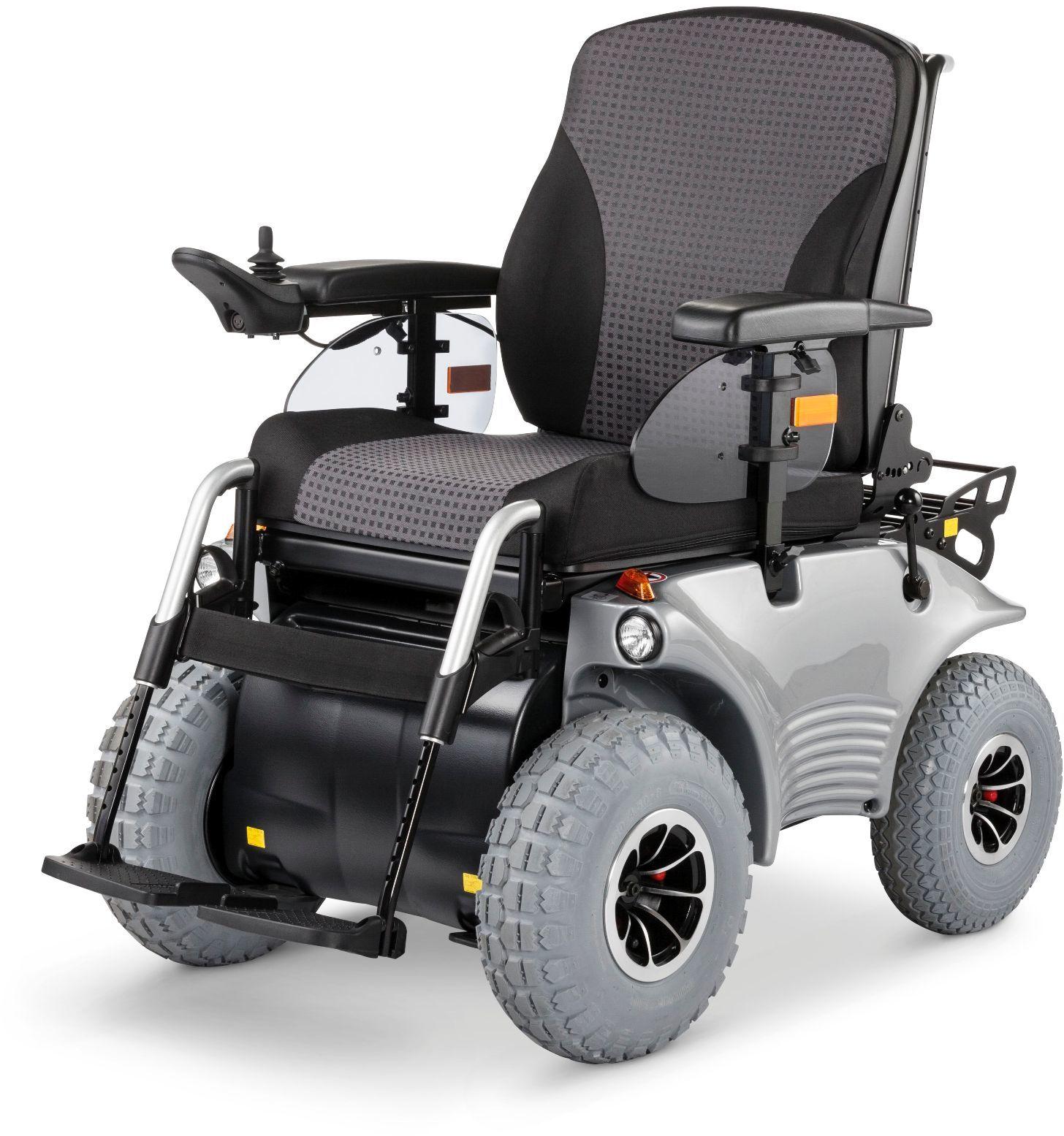 Wózek inwalidzki elektryczny - joystickowy Meyra OPTIMUS 2