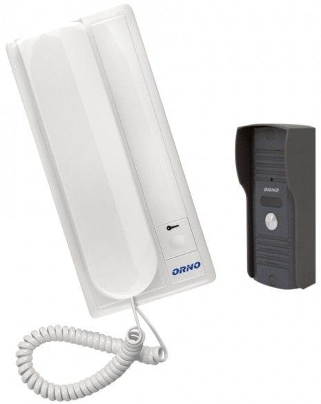 Domofon orno or-dom-rl-913 - możliwość montażu - zadzwoń: 34 333 57 04 - 37 sklepów w całej polsce