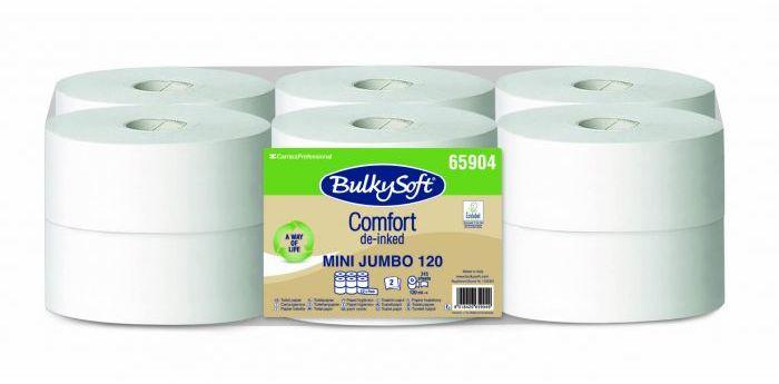 Papier toaletowy BulkySoft Comfort