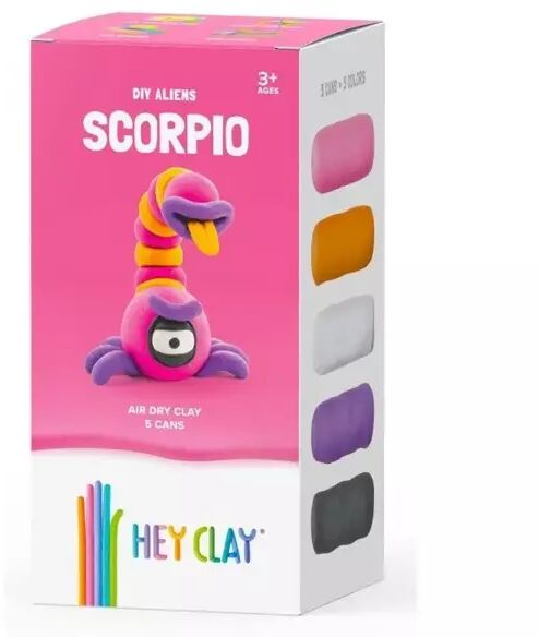Hey Clay - obcy Scorpio - TM Toys