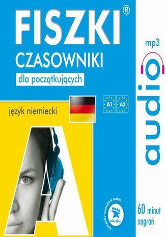FISZKI audio j. niemiecki Czasowniki dla początkujących - Audiobook.