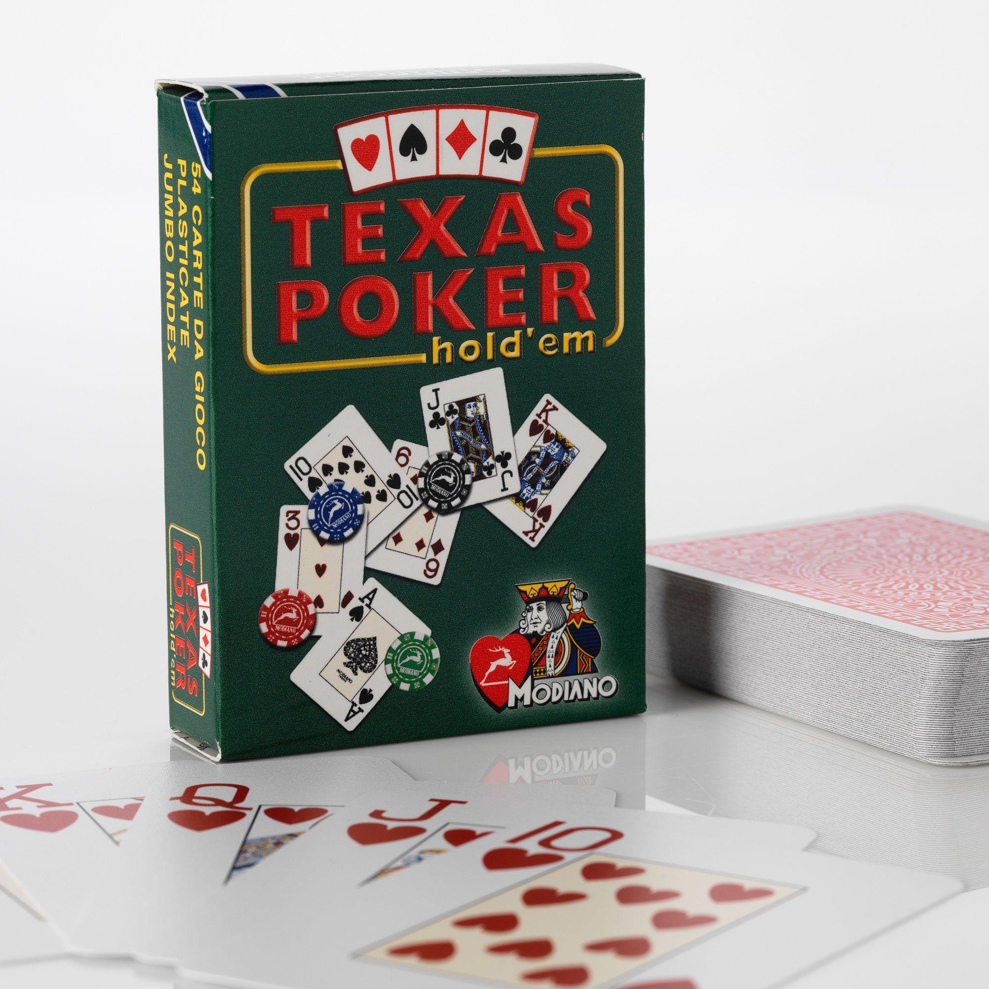 Modiano - Zestaw do pokera, 300375
