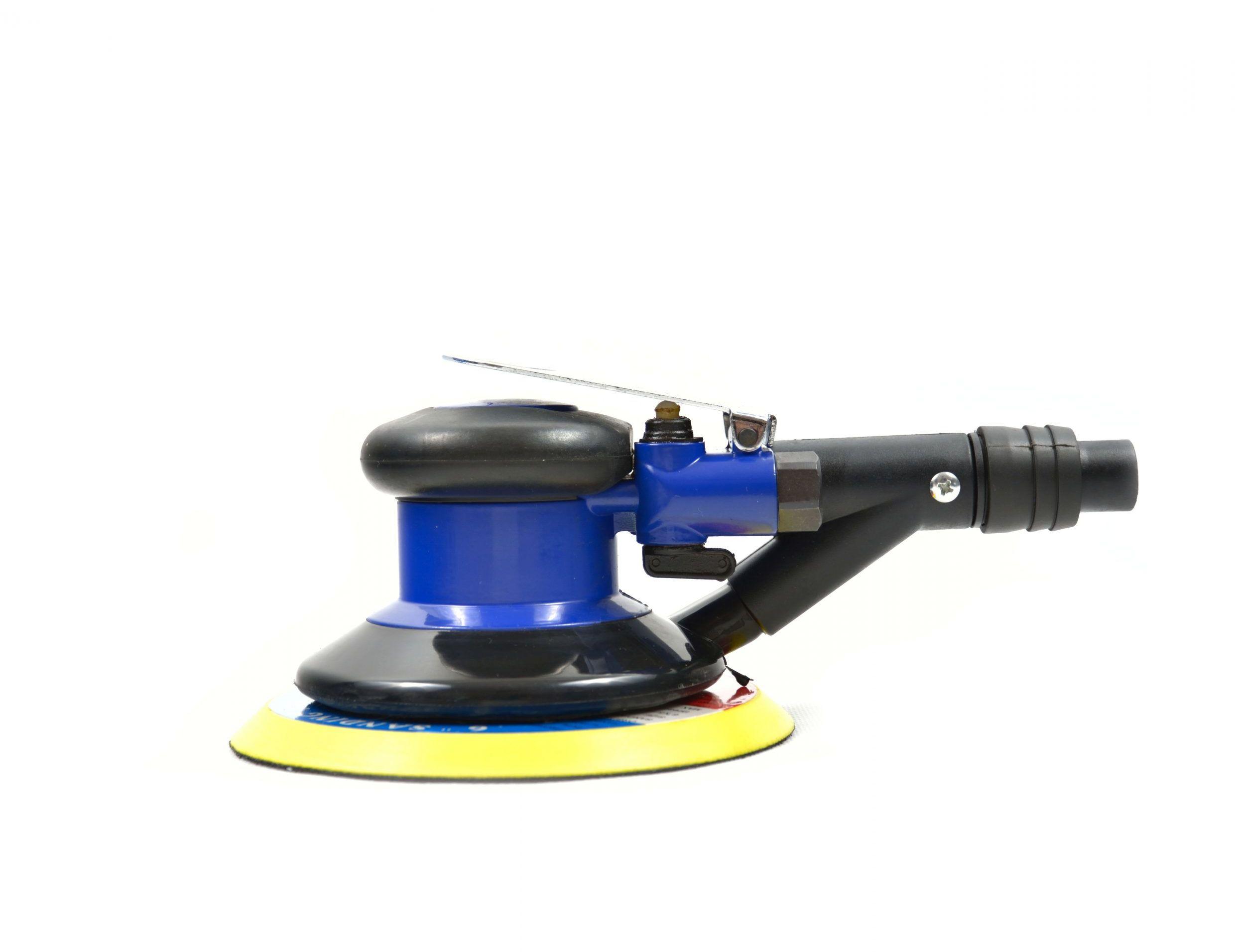 Szlifierka pneumatyczna mimośrodowa oscylacyjna 150mm GEKO