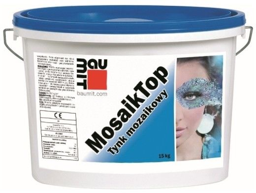 Tynk mozaikowy Baumit MosaikTop 314 15 kg