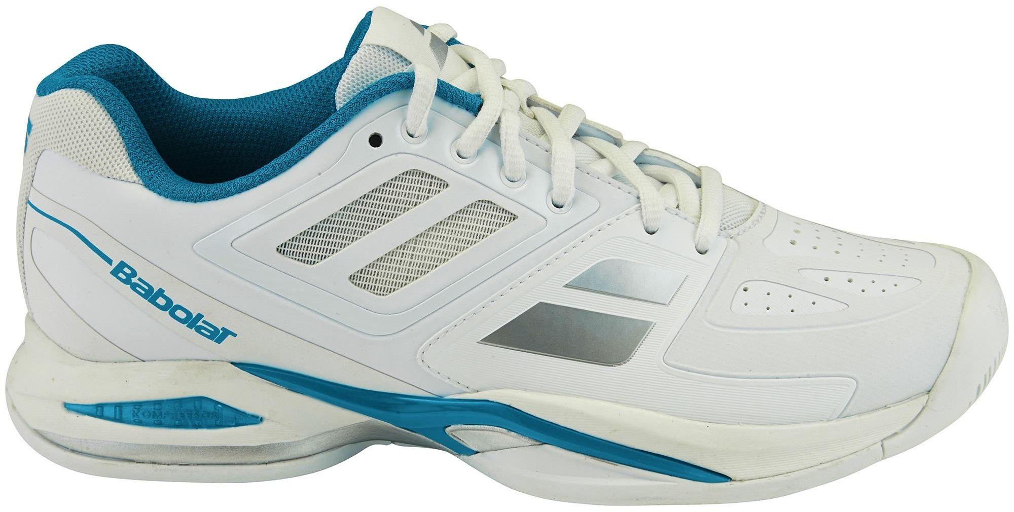 Babolat Propulse Team All Court W - white/blue