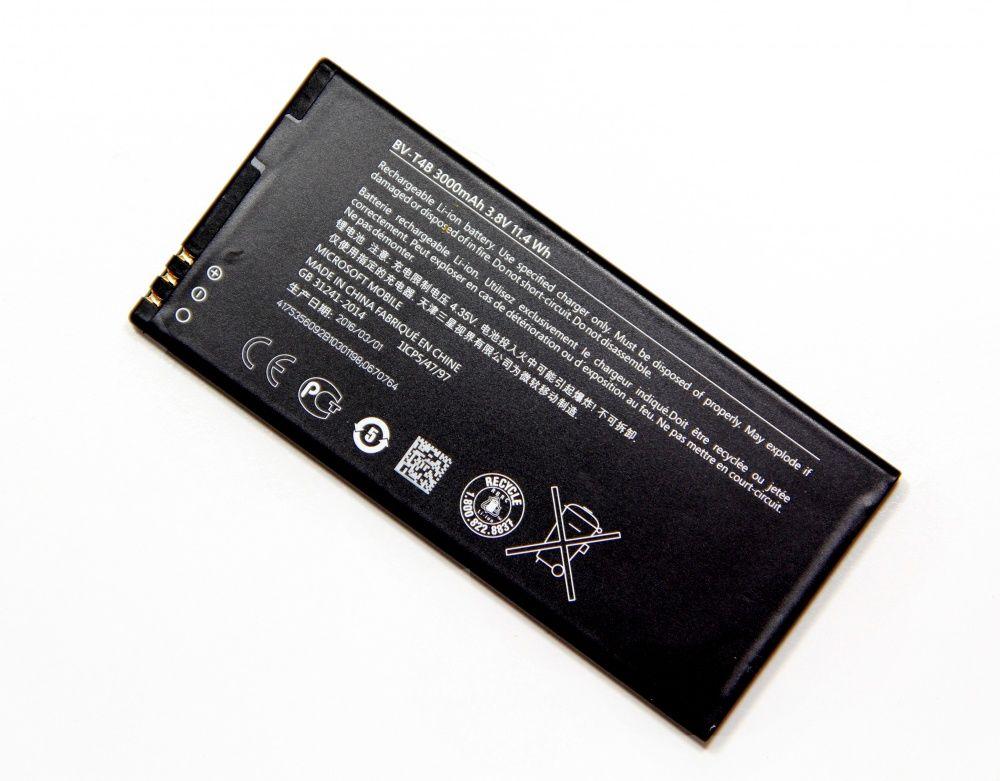 NOWA ORYGINALNA BATERIA Nokia MICROSOFT BV-T4B