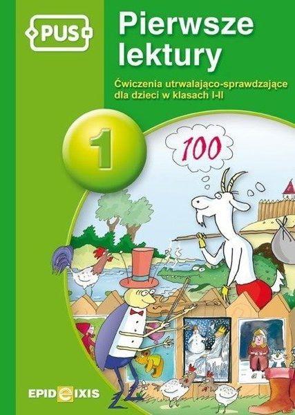 PUS Pierwsze lektury 1 - Maria Krupska
