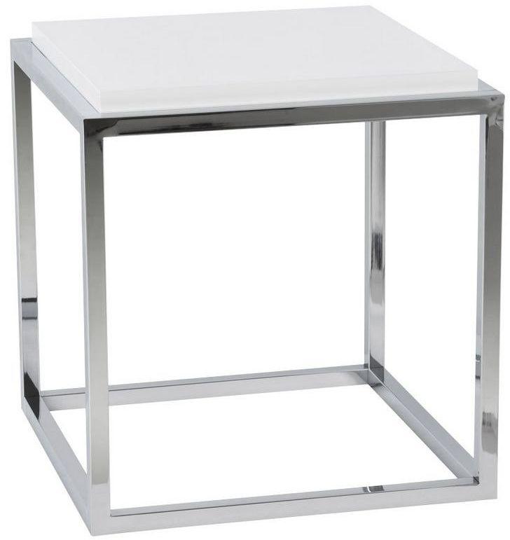 Kokoon design - stolik kawowy kvadra - biały