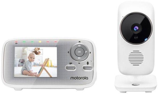 Motorola mbp481 xl niania elektroniczna z ekranem 2,8 cala