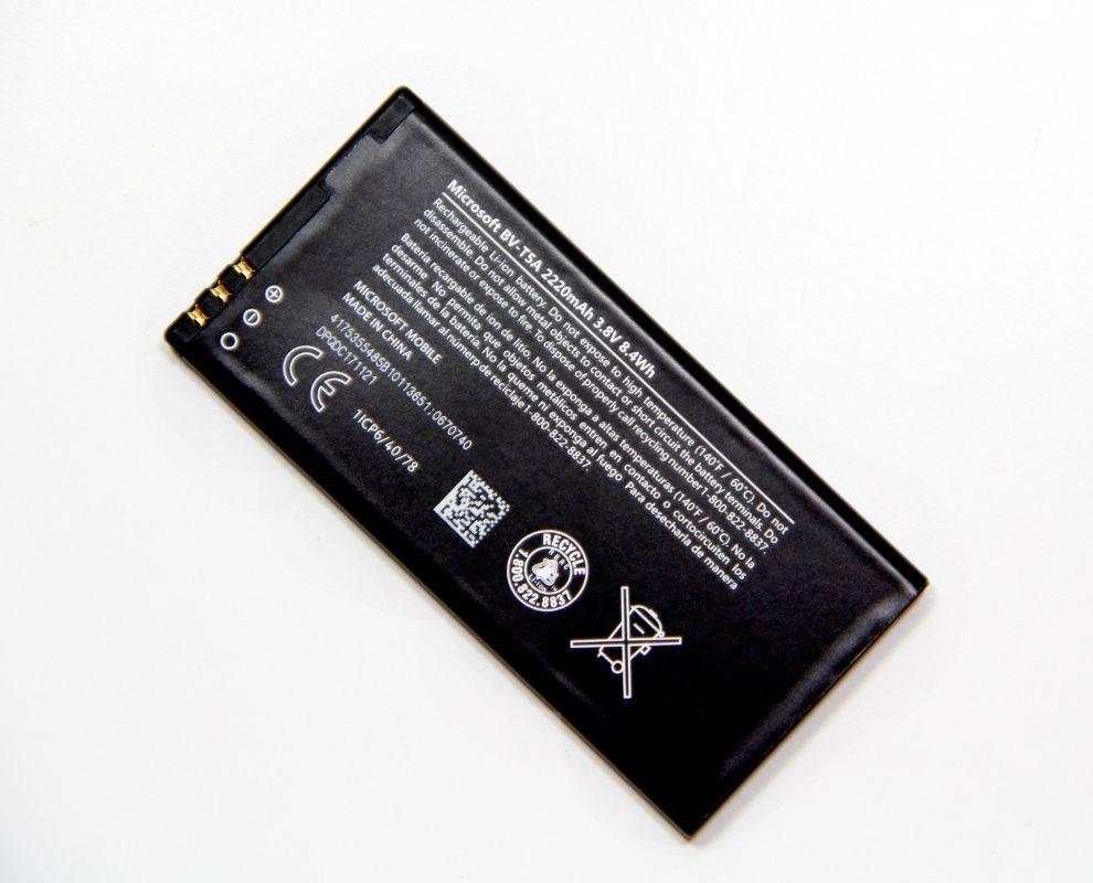 NOWA ORYGINALNA BATERIA Nokia MICROSOFT BV-T5A