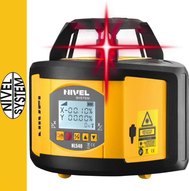 Niwelator laserowy NL540 Nivel System