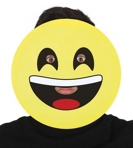 Mega maska Emotka