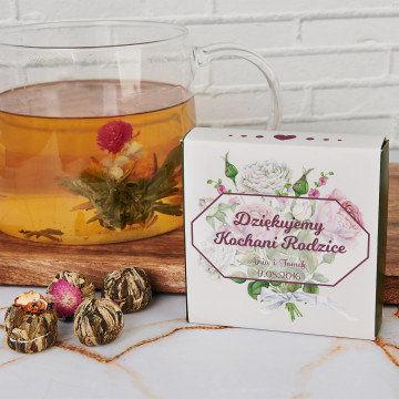 Dziękujemy - Herbata kwitnąca