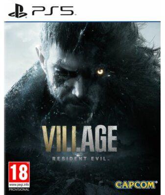 Gra PS5 Resident Evil Village. > DARMOWA DOSTAWA ODBIÓR W 29 MIN DOGODNE RATY