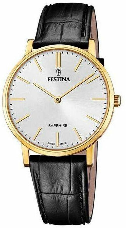 Zegarek męski Festina Swiss Made