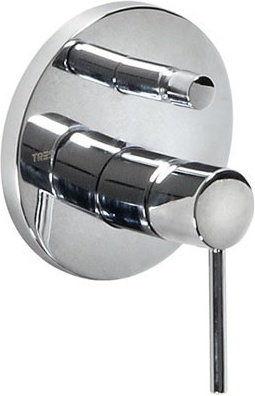 Study-Tres Bateria podtynkowa wannowo-natryskowa chrom dźwignia - 26218090 Darmowa dostawa