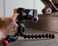 Statyw Joby GorillaPod 500 Action mocowanie GoPro