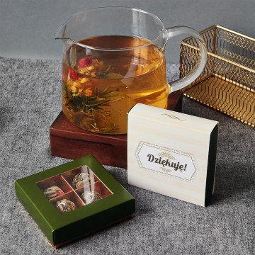 Dziękuję - Herbata kwitnąca