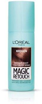 LOréal Paris Magic Retouch błyskawiczny retusz włosów w sprayu odcień Brown 75 ml