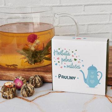 Herbata pełna miłości - Herbata kwitnąca