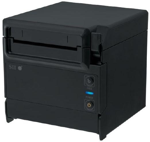 Paragonowa drukarka termiczna RP-F10-K27J1-2 10819 (USB), kolor czarny