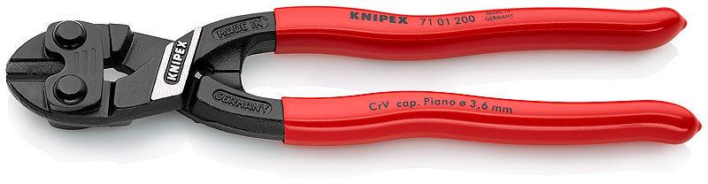 Kompaktowe szczypce tnące przegubowe 71 01 200 KNIPEX CoBolt