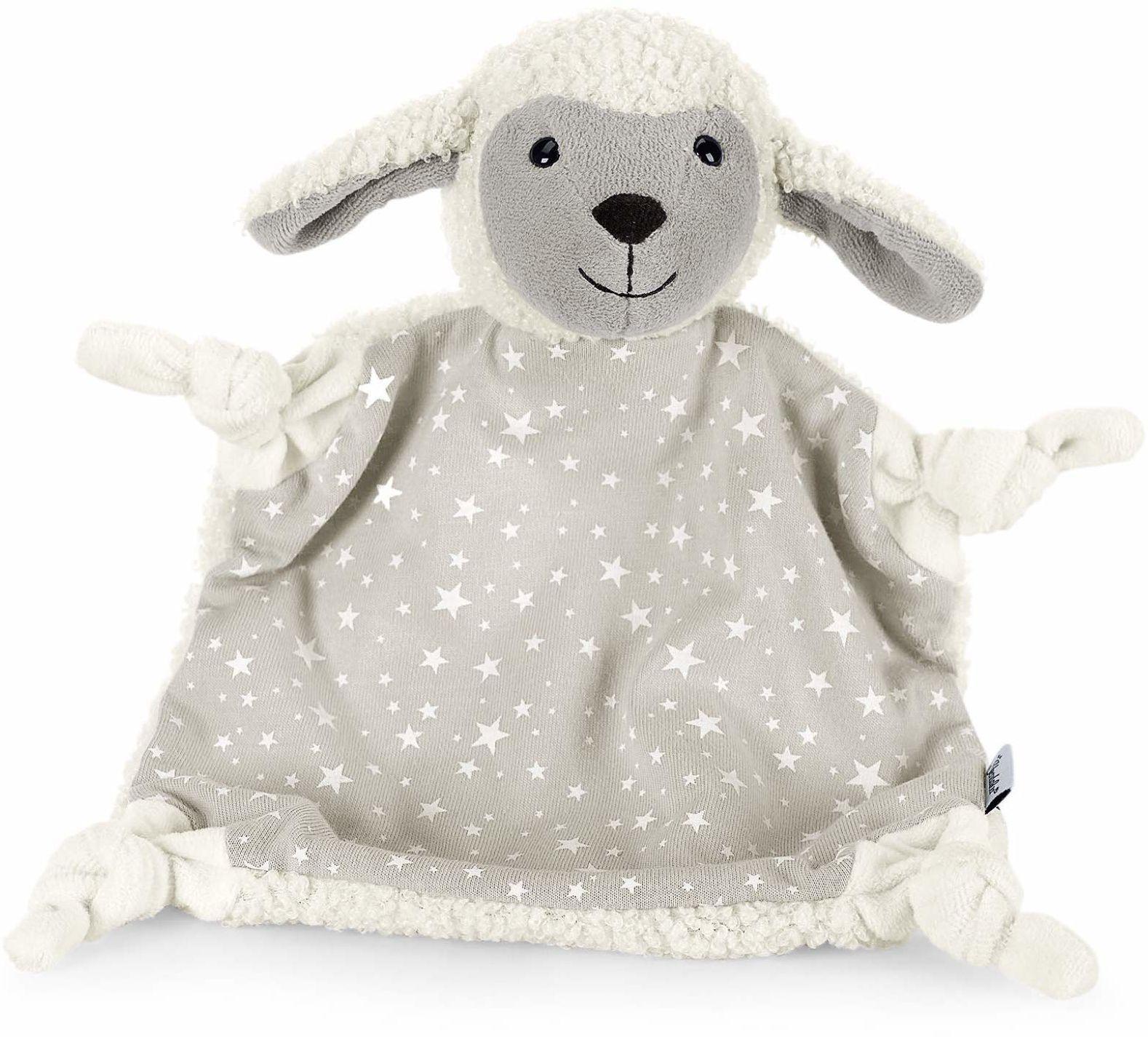 Sterntaler 3211968 owca do przytulania, wielokolorowa