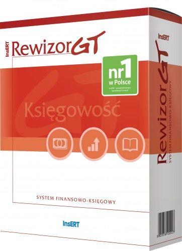 Rewizor GT system FK dla biur rachunkowych