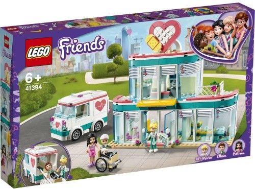 LEGO Friends - Szpital w Heartlake 41394