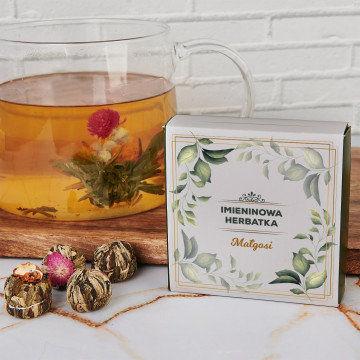 Imieninowa herbatka - Herbata kwitnąca