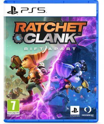 Gra PS5 Ratchet & Clank: Rift Apart. > DARMOWA DOSTAWA ODBIÓR W 29 MIN DOGODNE RATY