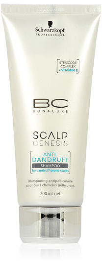 Schwarzkopf BC Scalp Genesis Ani-Dandruff Szampon przeciwłupieżowy 200 ml