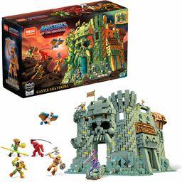 Mega Construx GGJ67 Masters Of The Universe Zamek Grayskull, Wielokolorowy