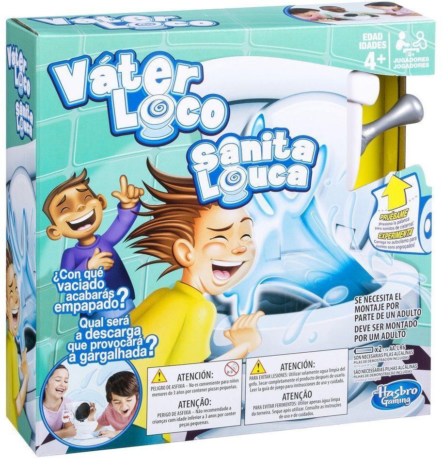 Hasbro Gaming  Vater Loco (c0447175)