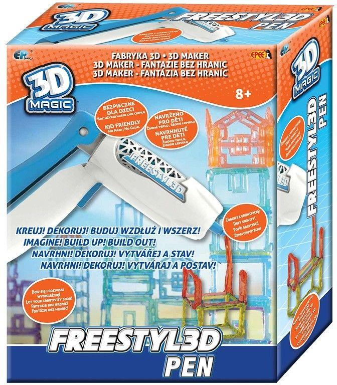 Epee 3D Magic - Fabryka 3D Pen urządzenie 02857