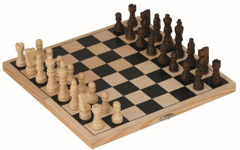Drewniane szachy, Toys Pure - gry drewniane