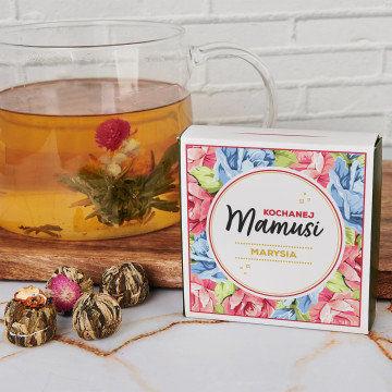 Kochanej mamusi - Herbata kwitnąca