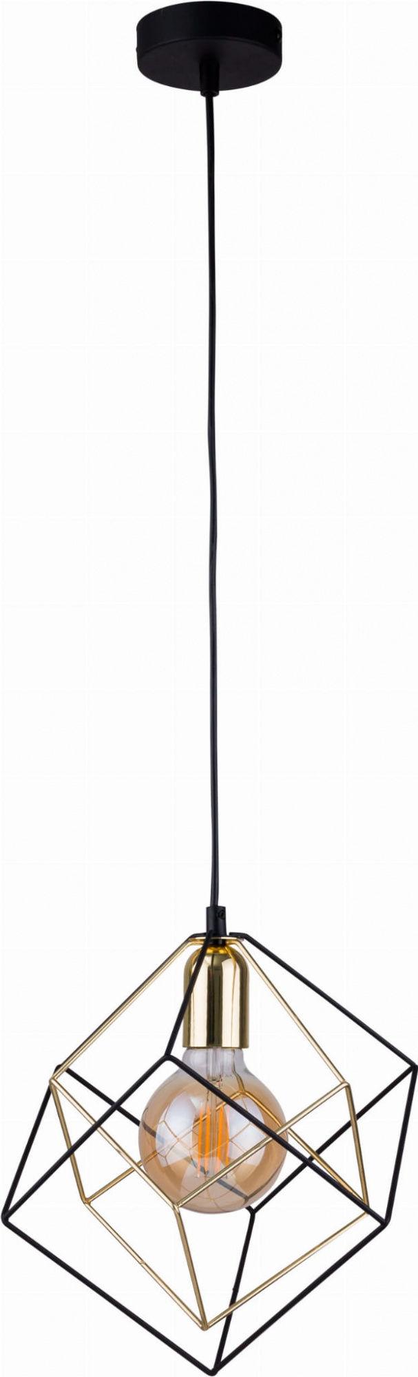 Lampa wisząca Alambre 2777 TK Lighting nowoczesna oprawa w kolorze czarnym