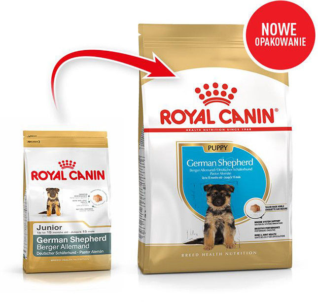 Royal Canin Puppy German Shepherd 12kg Do każdego zamówienia dodaj prezent. Bez dodatkowych wymagań - tak łatwo jeszcze nie było!