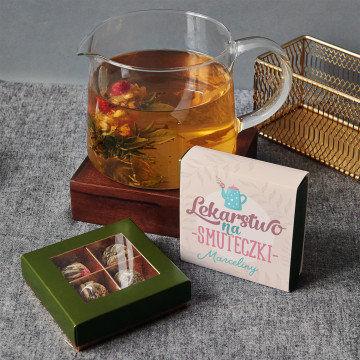 Lekarstwo na smuteczki - Herbata kwitnąca