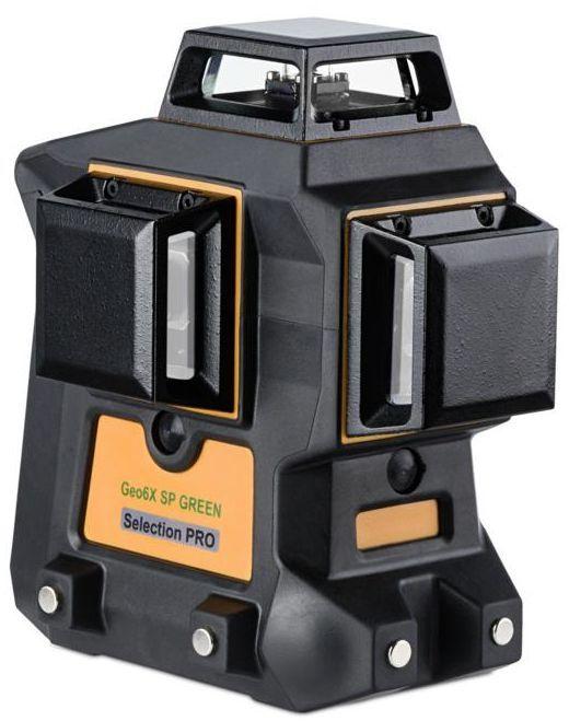 Laser liniowy krzyżowy Geo6X GREEN SP Li-Ion Geo-Fennel