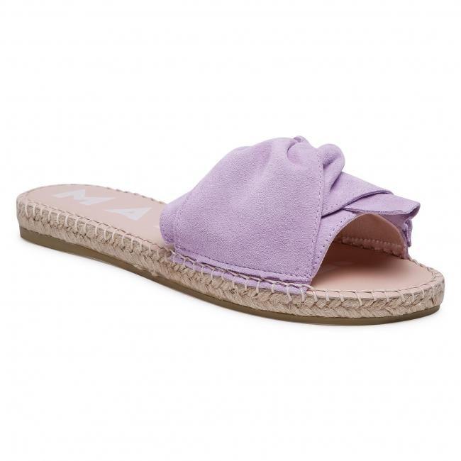 Espadryle MANEBI - Sandals With Knot M 9.8 JK Lilac