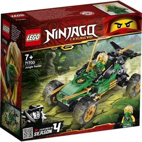 LEGO Ninjago - Dżunglowy ścigacz 71700