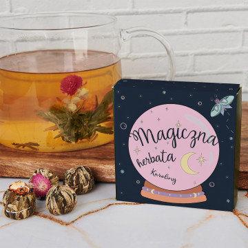 Magiczna herbata - Herbata kwitnąca